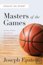 Masters Of The Game