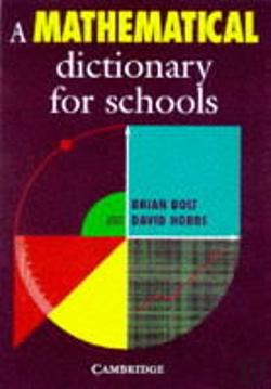 Bertrand.pt - Mathematical Dictionary For Schools