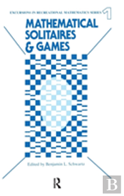Mathematical Solitaires And Games