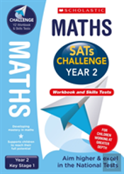 Maths Challenge Pack (Year 2)
