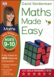 Maths Made Easy Ages 9 Re Issue