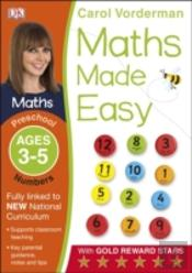 Maths Made Easy Number Re Issue