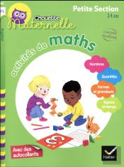 Maths Petite Section 3-4 Ans