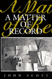 Matter Of Record