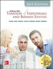 Mcgraw-Hill'S Taxation Of Individuals And Business Entities