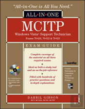 Mcitp Windows Vista Support Technician All-In-One Exam Guideexams 70-620, 70-622, And 70-623