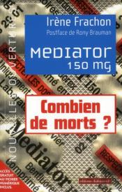 Médiator 150 Mg Combien De Morts
