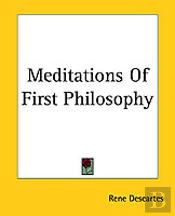 Meditations Of First Philosophy