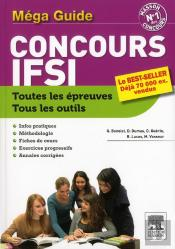 Mega Guide Concours Ifsi