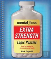 Mental_Floss Extra-Strength Logic Puzzles