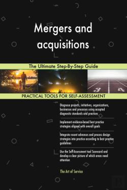 Bertrand.pt - Mergers And Acquisitions The Ultimate Step-By-Step Guide