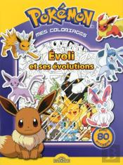 Mes Coloriages - Evoli Et Ses Evolutions