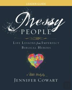 Bertrand.pt - Messy People - Women'S Bible Study Leader Guide