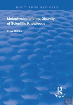 Bertrand.pt - Metaphysics And The Unity Of Scientific Knowledge