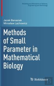 Methods Of Small Parameter In Mathematical Biology