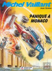 Michel Vaillant T.47 ; Panique À Monaco
