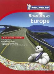 Michelin Atlas Europe (A4)