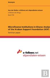 Microfinance Institutions In Ghana