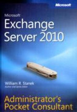 Bertrand.pt - Microsoft Exchange Server 2010 Administrator'S Pocket Consultant