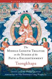 Middle-Length Treatise On The Stages Of The Path To Enlightenment