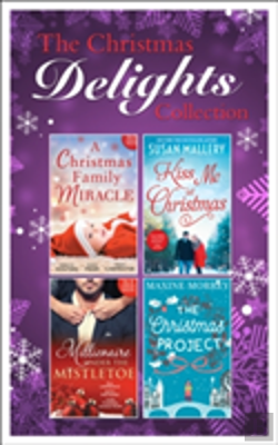 Bertrand.pt - Mills And Boon Christmas Delights Collectionmills & Boon Christmas Magic Collection