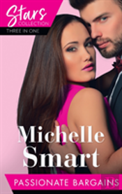 Mills & Boon Stars Collection: Passionate Bargains