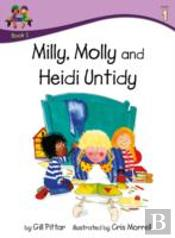 Milly Molly And Heidi Untidy