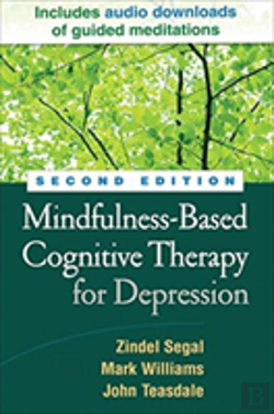 Bertrand.pt - Mindfulness-Based Cognitive Therapy For Depression, Second Edition