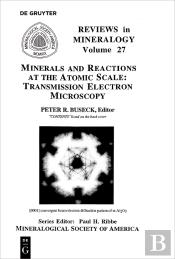 Minerals And Reactions At The Atomic Scale