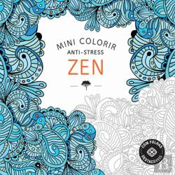 Bertrand.pt - Mini Colorir Anti-Stress Zen