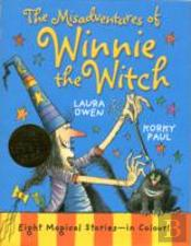 Misadventures Of Winnie The Witch Signed