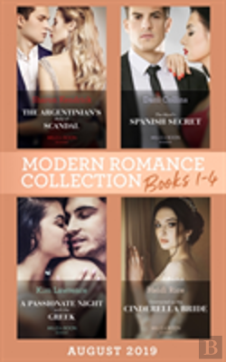 Bertrand.pt - Moder Romance August Books 1-4