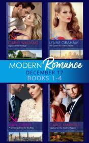 Modern Romance Collection: December 2017 Books 1 - 4