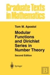 Modular Functions And Dirichlet Series In Number Theory