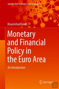 Bertrand.pt - Monetary And Financial Policy In The Euro Area