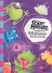 Monster Mischief Sticker Bookmini Book