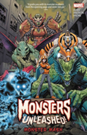 Monsters Unleashed Vol. 1