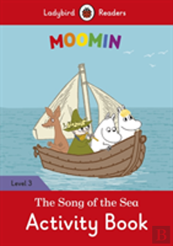 Bertrand.pt - Moomin: The Song Of The Sea Activity Book - Ladybird Readers Level 3