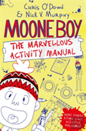 Moone Boy And The Marvellous Activity Manual