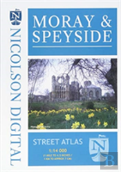 Moray & Speyside Street Atlas