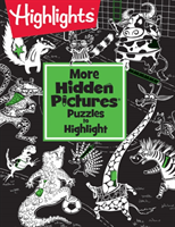More Hidden Pictures Puzzles To Highlight