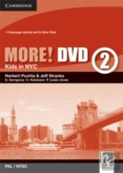 More! Level 2 Dvd