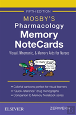 Bertrand.pt - Mosby'S Pharmacology Memory Notecards