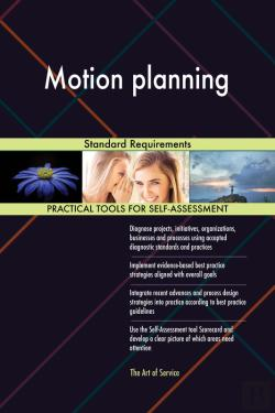 Bertrand.pt - Motion Planning Standard Requirements