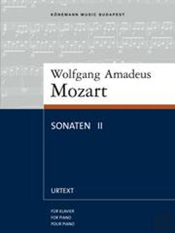 Bertrand.pt - Mozart: Sonaten II for Piano