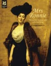 Mrs Ronnie Of Polesden Lacy