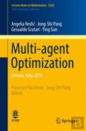 Multi-Agent Optimization