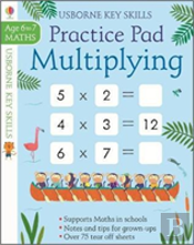 Multiplying And Dividing Practice Pad 6-7
