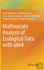 Multivariate Analysis Of Ecological Data In Ade4