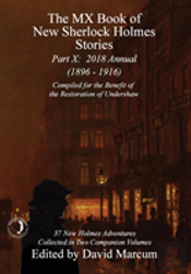 Mx Book Of New Sherlock Holmes Stories P